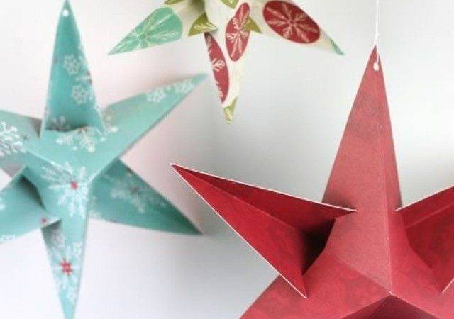 Make Paper Decorations Home Frocks