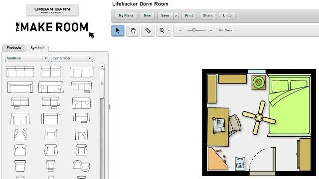 Make Room Planner Simplifies Design Lifehacker