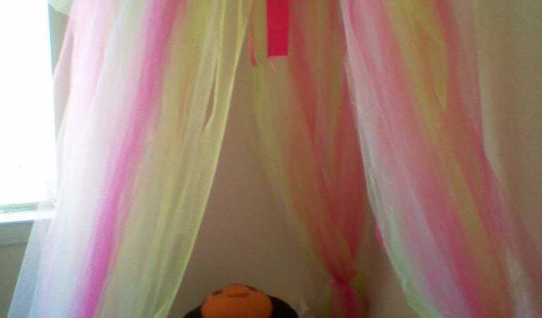 Make Tulle Bed Canopy Best Bedroom Inspiration