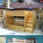 Make Your Own Loft Bed Easy Steps Interior