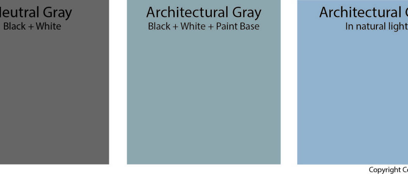 Makes Architectural Color Confusing Business