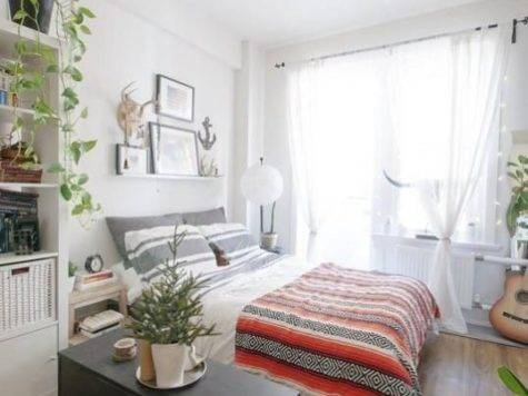 Making Most Out Small Space Studio Apartment