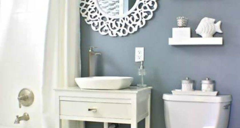 Making Nautical Bathroom Cor Yourself