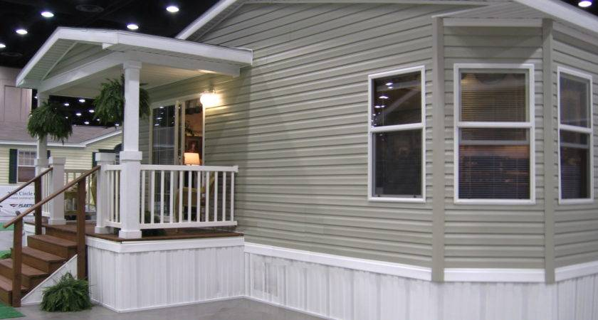 Manufactured Homes Built Well