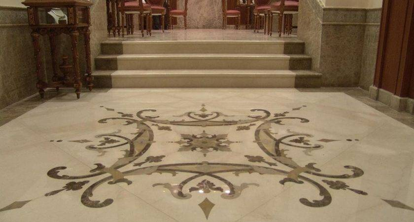 Marble Floor Designs Home