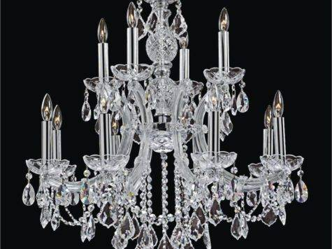 Maria Theresa Classic Crystal Chandelier