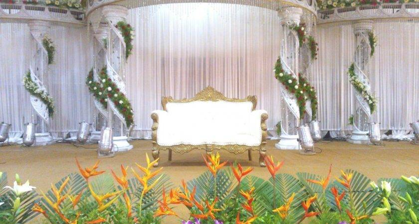 Marriage Stage Decoration Ideas Weddings Eve