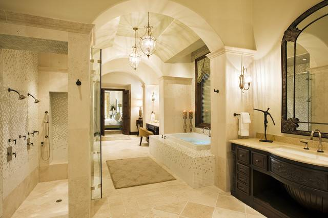 Master Bathrooms Pinterest