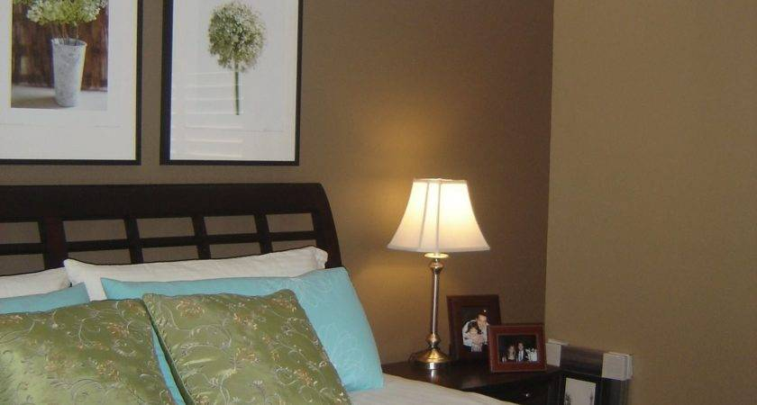 Master Bedroom New Wall Color Notes Home