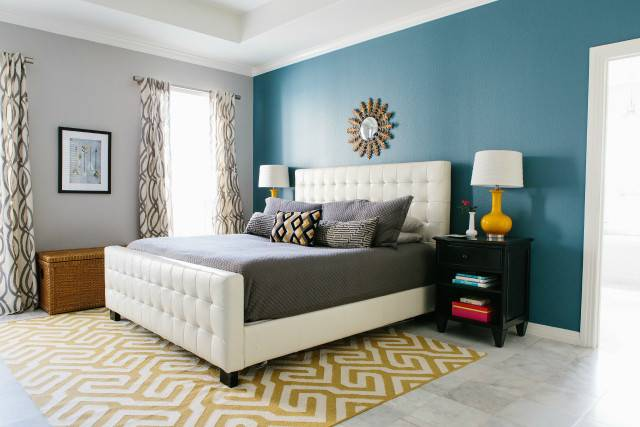 Master Bedroom Reveal Minted Design Improvised