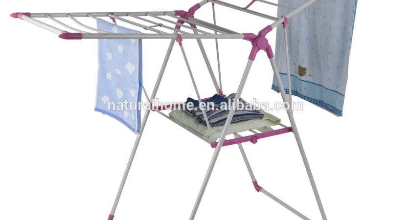 Matel Clothes Hanger Stand Wire Laundry