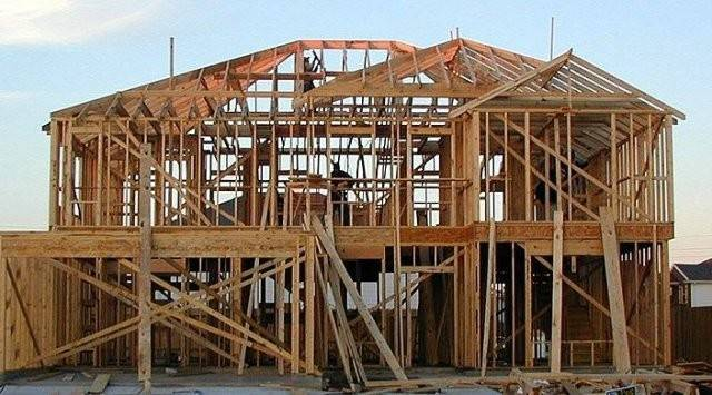 Material Choices Wood Frame Constrution Green Home