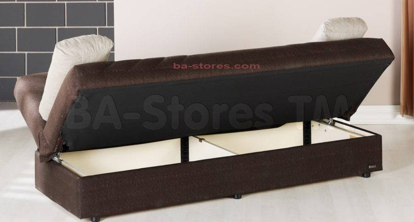 Max Sleeper Sofa Bed Naturale Brown Beds
