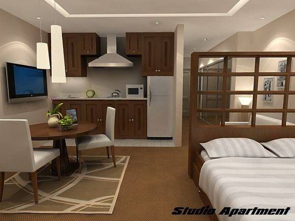 Maximizing Your Space Studio Apartment