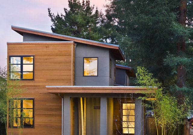 Maybell Modern Exterior