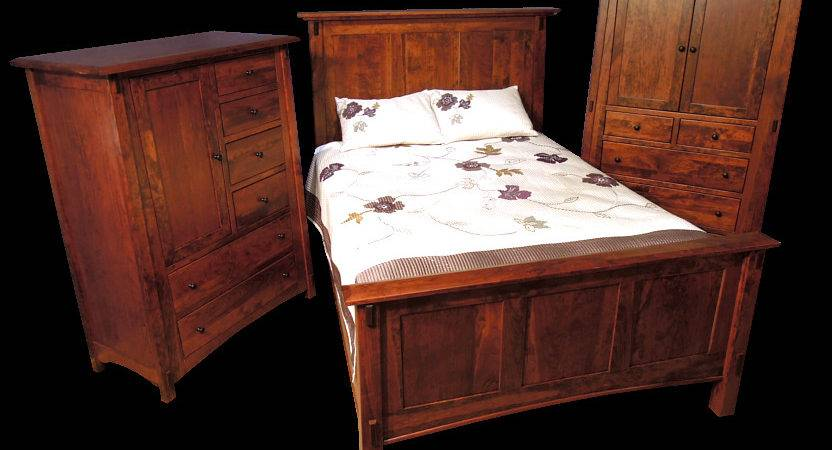 Mccoy Bedroom Set Amish Furniture Custom Built