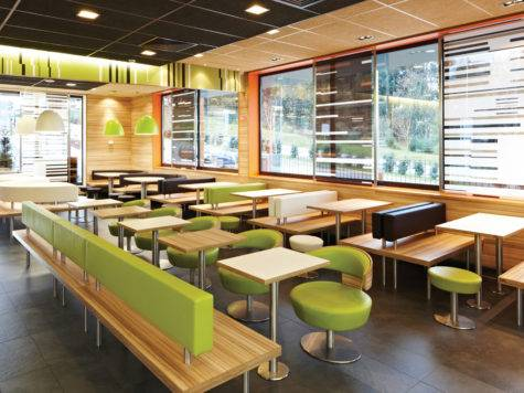 Mcdonald Decoracao Design Decora Pinterest