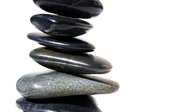 Meaning Pile Pebbles Dhamma Wheel