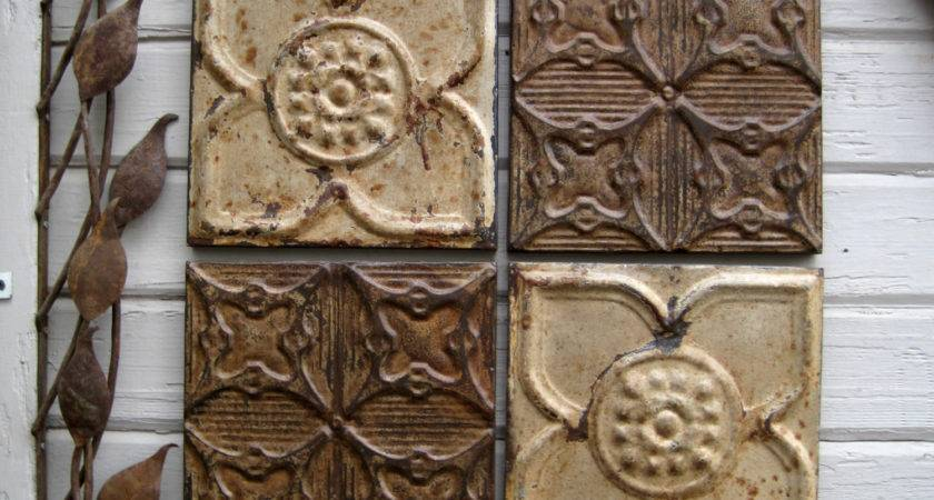 Medallion Tiles Wall Art Takuice