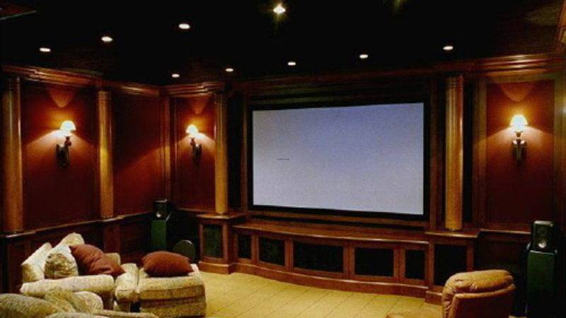Media Room Furniture New Concept Designs Ideas