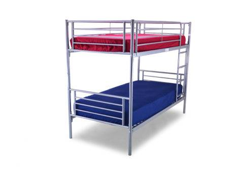 Metal Beds Bertie Bunk Bed Sweet Dreamzzz Cornwall