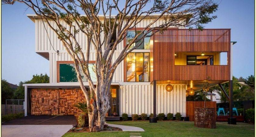 Metal Container Houses House Design