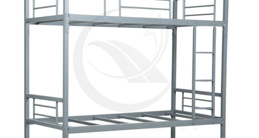 Metal Frame Bunk Beds Simple Strong Bed