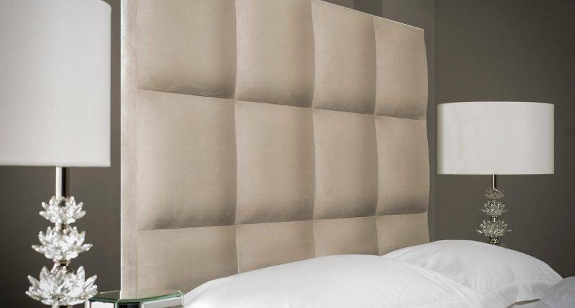 Metro Upholstered Headboard Luxury