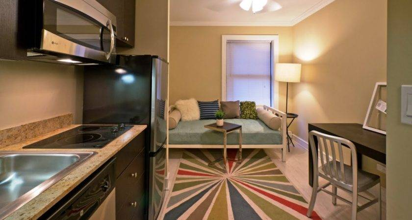 Micro Apartments Under Square Feet Youtube