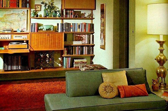 Mid Century Modern Casual Cottage