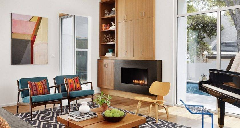 Mid Century Modern Living Room Ideas Beautifully Blend