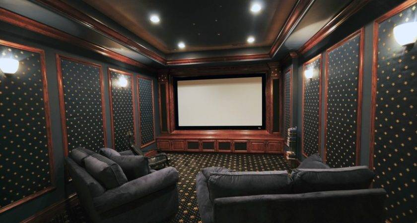 Mind Blowing Home Theater Design Ideas