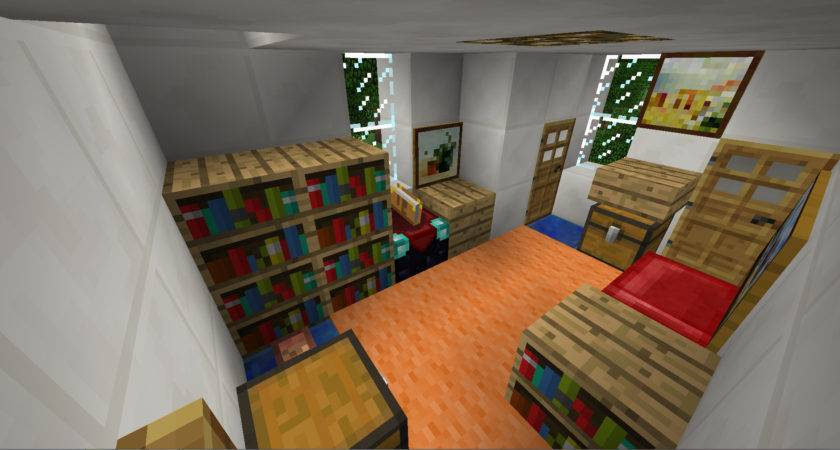 Minecraft Bedroom Ideas Real Life Bed Reviews