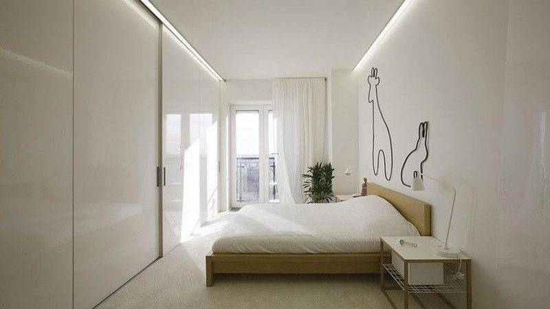 Minimalist Apartment Moscow Exuding Elegance Throughout
