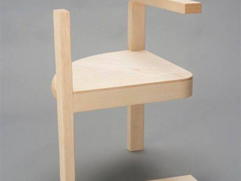 Minimalist Chair Your Corner Space Home