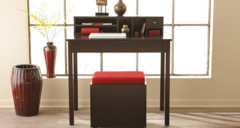 Minimalist Small Office Desk Space Home