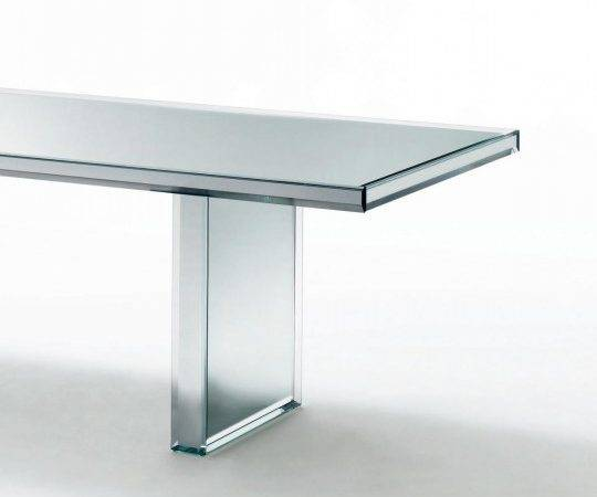 Mirrored Dining Table Glass Furniture Specialists
