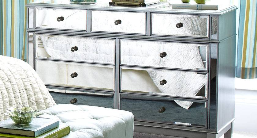 Mirrored Furniture Open Any Room Cowgirl