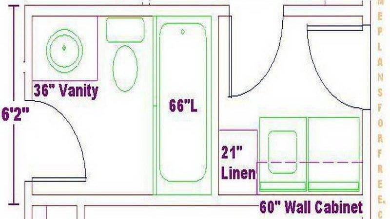 Miscellaneous Bathroom Laundry Room Layout