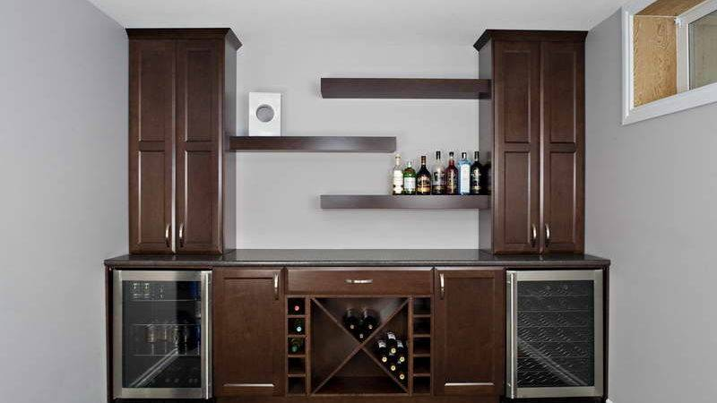 Miscellaneous Wet Bar Designs Small Space Interior