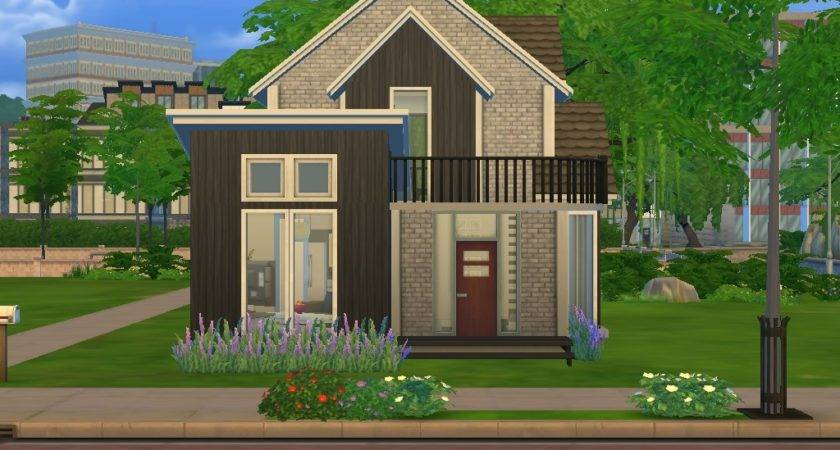 Mod Sims Lovely Cozy House