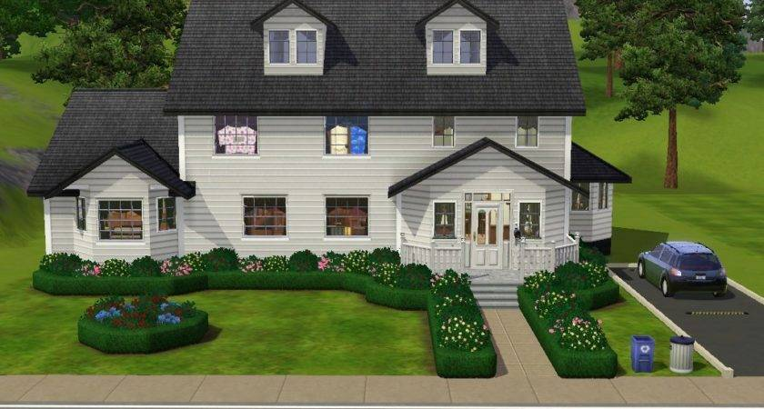 Mod Sims Summer Drive Small Home