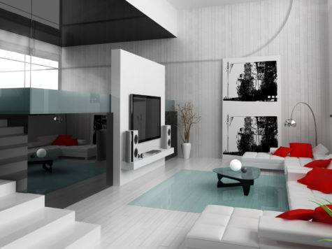 Modern Apartment Decorating Ideas Furniture