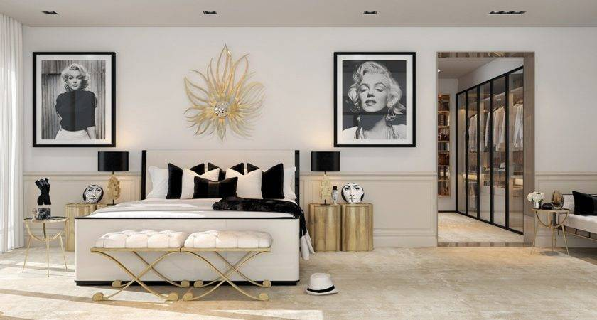 Modern Art Deco Home Visualized Two Styles Amazing
