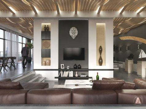 Modern Art Deco Interior Design Ideas