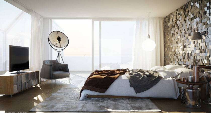 Modern Bedroom Design Interior Ideas