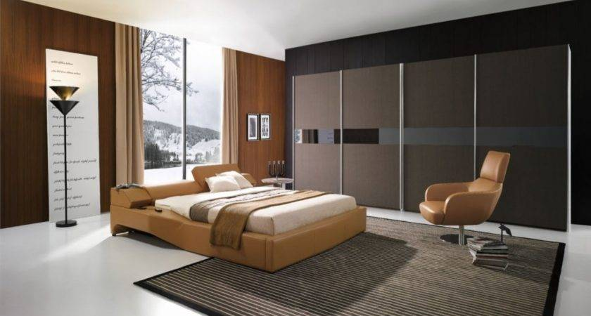 Modern Bedrooms Men Bedroom Furniture