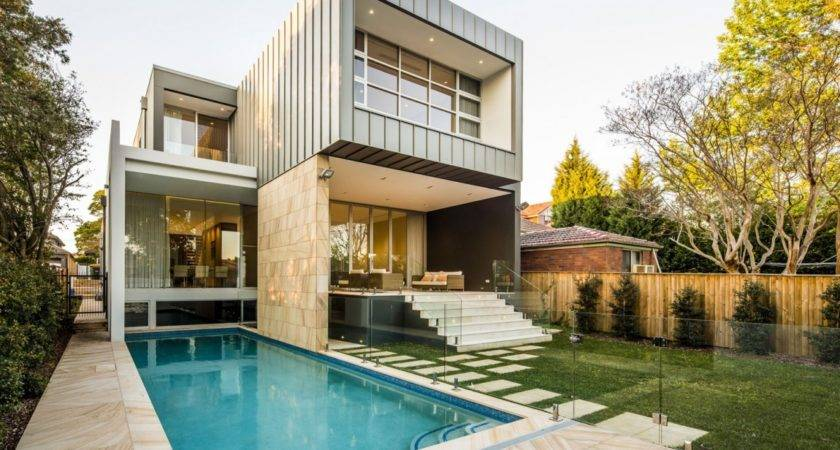 Modern Box House Openings Inspiring Freedom Sydney