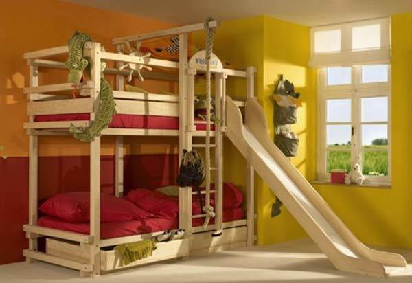 Modern Bunk Beds Kids