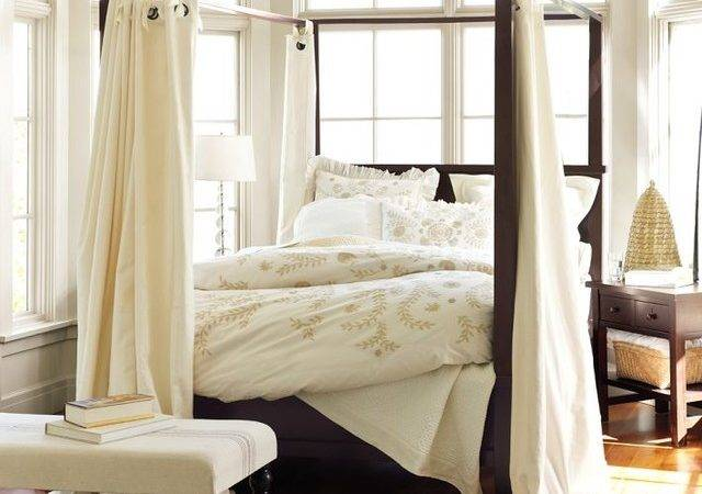 Modern Canopy Bed Canopies Beds